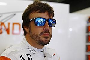 【F1】マクラーレン「アロンソはインディの環境を楽しんでいる」
