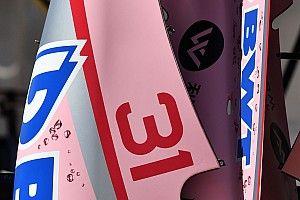Force India diduga langgar aturan nomor mobil