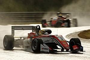 F3 Europe Résumé de course Vainqueur, Günther devient leader du championnat