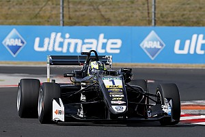 F3-Euro Crónica de Carrera Eriksson retoma el liderato de la F3 con una nueva victoria en Hungría