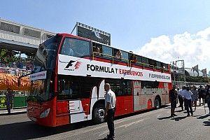 Mercedes: Halo в состоянии выдержать вес лондонского автобуса