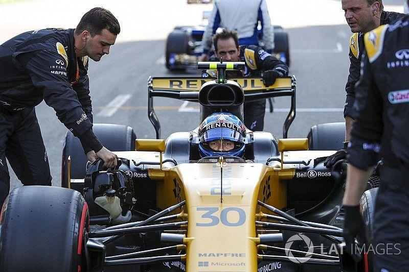 """Palmer: F1 weekends """"can't get worse"""" than Baku"""