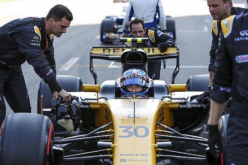 """Palmer: """"Erger dan het weekend in Baku kan niet"""""""