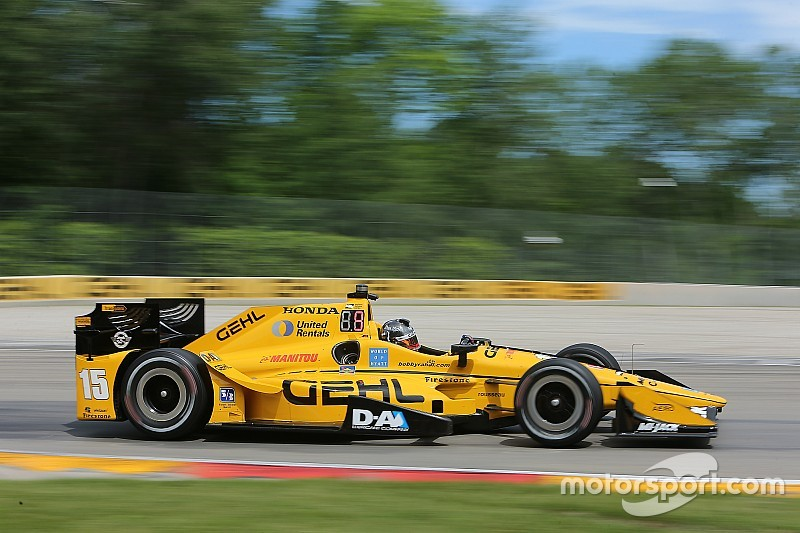Rahal hoping tire tactics give him a chance against Penske