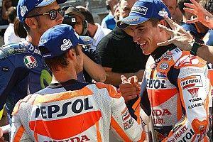 Tes privat Brno, Lorenzo: Honda selangkah di depan
