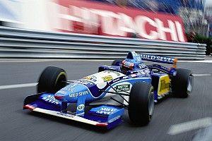 Schumacher egyik legnagyobb F1-es előzése, a Ferrari ellen: videó