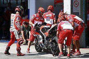 Jorge Lorenzo: Teamfehler verhindert 1. MotoGP-Sieg für Ducati