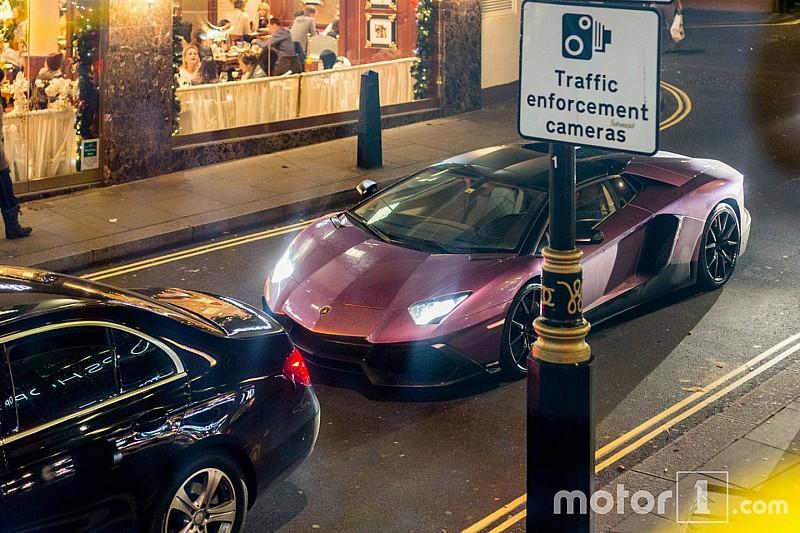Photos - Week-end fort en supercars à Londres !