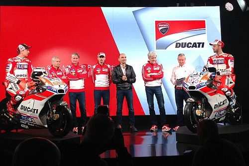 Ducati pone en marcha la era Lorenzo