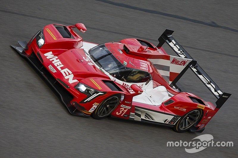 Daytona 24 Hours: Hr1 – Cadillacs dominate opening hour