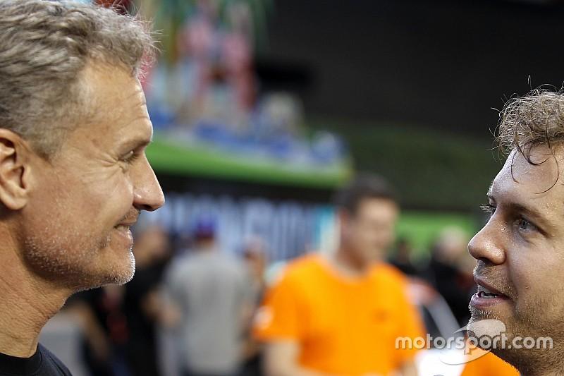 Coulthard erkennt: Vettel steht bei Ferrari unter Druck