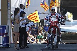 Dakar Noticias El mexicano Carlos Gracida sigue ascendiendo en el Dakar