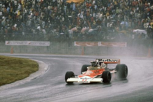 Gallery: All of James Hunt's F1 wins