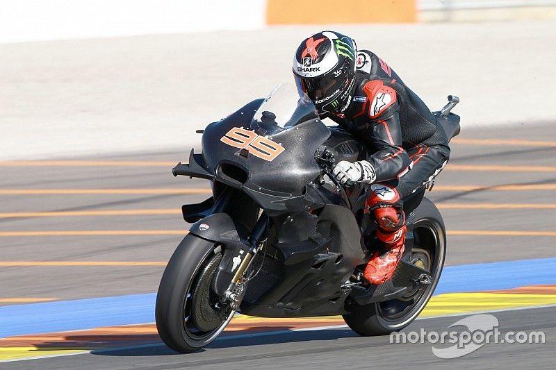 Lorenzo tomará parte en los test de Valencia y Jerez de noviembre con Honda