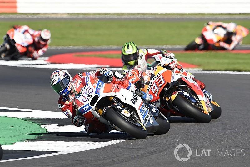 """Marquez: """"Dovizioso lotterà per il podio su ogni circuito"""""""