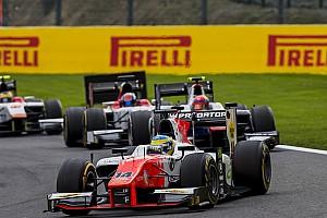 FIA F2 Últimas notícias Sette Câmara vê vitória na F2 como maior feito da carreira