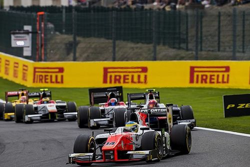 Sette Camara se lleva la victoria en la Fórmula 2 en Spa