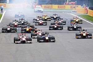 Spa F2: Leclerc scores crushing win after Rowland clash