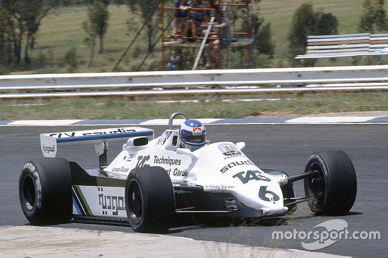 Günün pilotu: Keke Rosberg