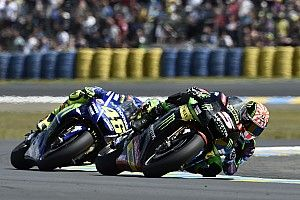 В Yamaha назвали Зарко кандидатом на место Росси