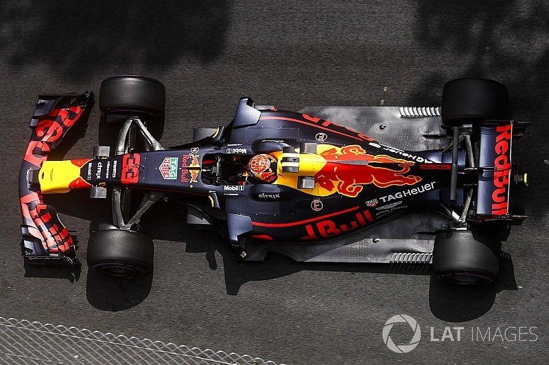 Teknik galeri: Red Bull RB13'ün 2017'deki gelişimi