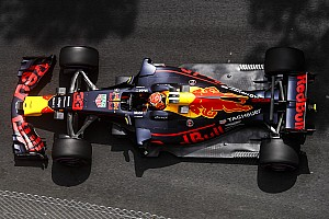 Formula 1 Top List Tech gallery: How the Red Bull RB13 evolved throughout 2017
