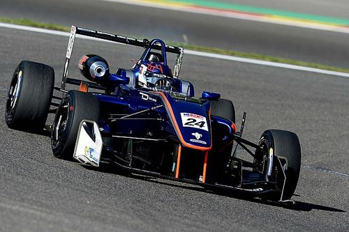 Spa EF Open: Vaidyanathan takes maiden win in Race 1
