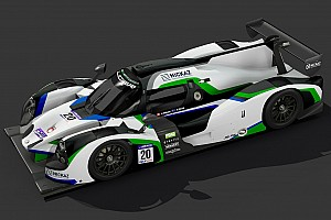 Endurance Breaking news Alex Tagliani and Greg Taylor confirmed for Craft-Bamboo Racing in the brand new FRD LMP3 series