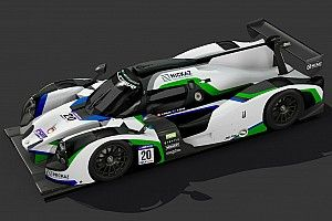 Alex Tagliani and Greg Taylor confirmed for Craft-Bamboo Racing in the brand new FRD LMP3 series