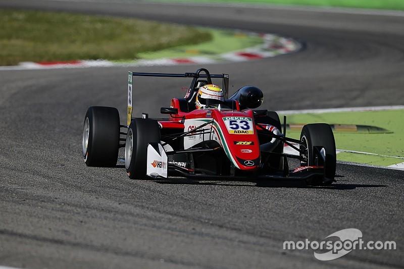 Eriksson e Ilott triunfam em Monza; Piquet é 7º em corrida 3