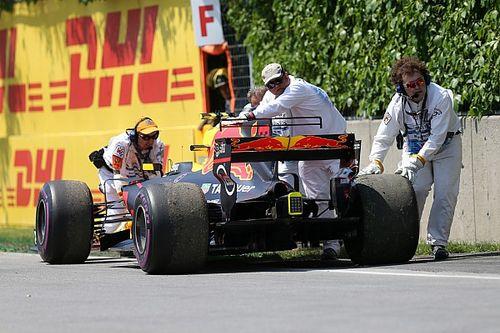 """Verstappen déjà """"inquiet"""" pour la compétitivité de Renault en 2018"""