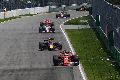 FIA acrescenta terceira zona de DRS no GP do Canadá