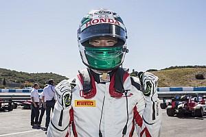 GP3 Reporte de calificación Fukuzumi logra la pole y Tatiana Calderón es 9° en Jerez