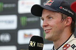 Mattias Ekström: 2018 volle Konzentration auf Rallycross-WM