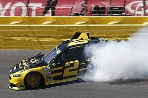 Charlotte to re-apply traction compound after practice crashes