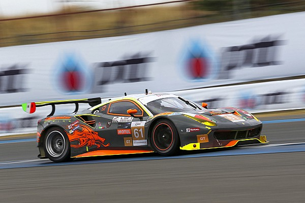 2016 Asian LMS champion steps up to FIA WEC