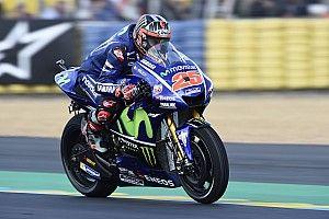 Le Mans MotoGP 4. antrenman: Vinales lider