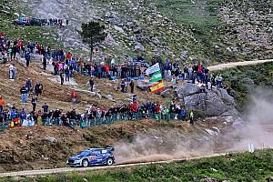 WRC Resumen de la etapa Tanak es el líder luego del caos en el Rally de Portugal