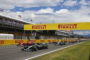 Formula 1 announces new schedule for 2018 races