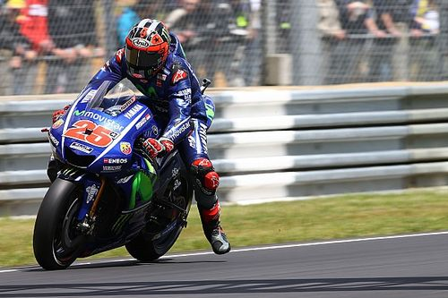 MotoGP 2017 in Le Mans: Vinales-Sieg, Rossi-Sturz, Zarco-Podest