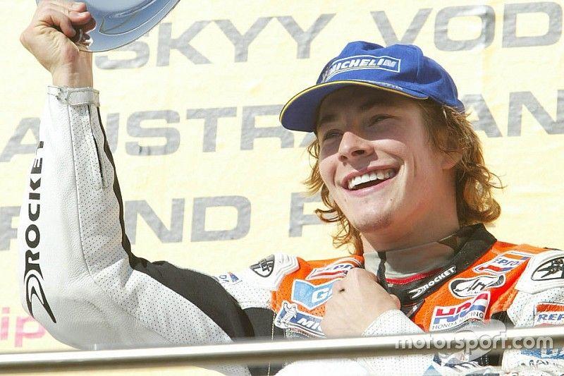 69 photos pour se souvenir de Nicky Hayden