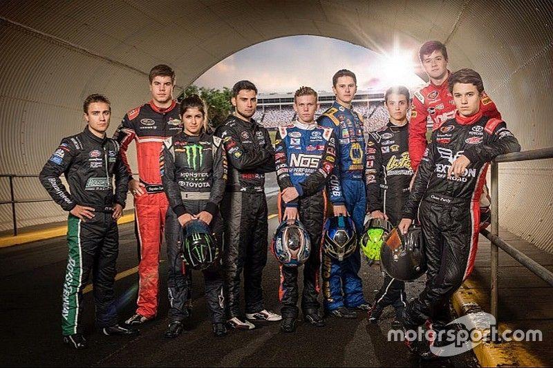 Nine drivers named to 2017 NASCAR Next class