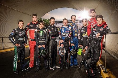 Nine drivers named to 2017 NASCAR Next class
