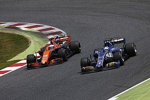 【F1】マクラーレンがホンダを批判しても「何の関係もない」とザウバー