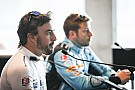 """Alonso """"more prepared than most rookies,"""" says Marco Andretti"""