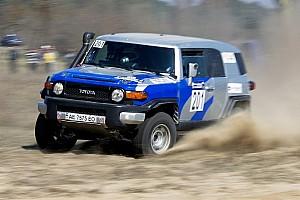 Джип-спринт «Олешківська Січ»:  перший ралі-рейд за чотири роки!
