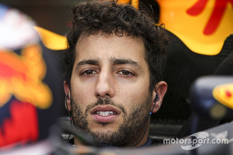 "Ricciardo ""geniunely thought"" Red Bull could win"