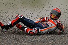 MotoGP Waarom de vele valpartijen van Marquez belangrijk waren voor zijn titelwinst