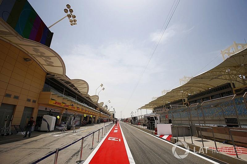 Какая погода ожидается на Гран При Бахрейна