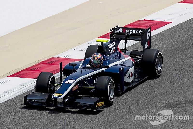 F2 in Bahrain: Artem Markelov mit 1. Sieg in neuer Ära